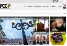 A cultura de Santa Catarina ganha mais um espaço de divulgação: está no ar oportal cultura.sc.gov.br, novo site da Fundação Catarinense de Cultura (FCC), órgão do Governo do Estado. Ma