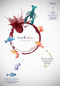 Festival 2016, Wine Festival, Tasting Menu, Healthy Dishes, Events, Food, Gourmet, Seafood Restaurant, Fish