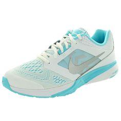 Nike Women's Tri Fusion Run / Silver/ Running Shoe