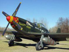 P-51D Mustang by Ian Robertson (Tamiya 1/48)