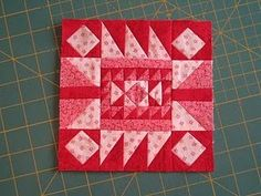 If you want to tackle a Nearly Insane Quilt - keep this website handy as a reference. Great pics to help you through those blocks.
