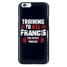 Wade Wilson Inspired Fan Gym Vest Training To Kill Francis Ladies Tank Top