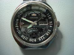 Orient World Diver Japan Automatic Mens Watch | eBay