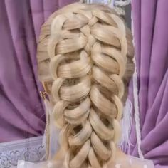 Amazing Hairstyle😍😍 # two Braids hairlook Amazing Hairstyle😍😍 Bun Hairstyles For Long Hair, Braids For Long Hair, Braided Hairstyles, Hairstyles Videos, Hair Up Styles, Medium Hair Styles, Hair Tutorials For Medium Hair, Long Hair Video, Shoulder Length Hair