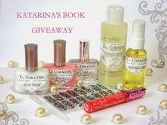 Katarina's book:   Katarina's book GIVEAWAY Всем привет! Сегодня я ...