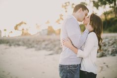EMILY + ALON, PART 2 | MALIBU BEACH ENGAGEMENT PHOTOGRAPHY