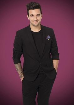 DWTS19 Official Pic - Mark Ballas--takes my breath away, oh he sooooooooooooooooooooooooooooooooGorgeous