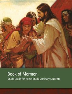This is another LDS pin that ROCKS! -  Book of Mormon Seminary Home-Study Guide / http://mormonfavorites.com/book-of-mormon-seminary-home-study-guide-4/