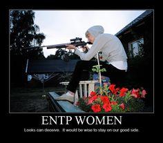 ENTP Women