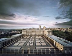 Vista del Palacio real/Royal Palace view by Turismo Madrid, via Flickr