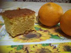Κέικ πορτοκαλιού της Αγγελικής Cup Cakes, Muffins, Pudding, Breakfast, Desserts, Food, Morning Coffee, Tailgate Desserts, Muffin