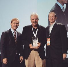 Another shout-out goes to Ron Radigonda with International Softball Federation for winning 2014 Sports Event Professional of the Year! #NASCAwardWinners #SportsBiz #SportsTourism