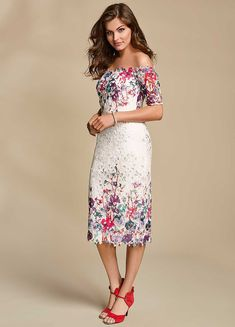 c4714c4b1b8 Disney Alice In Wonderland Flowers Peter Pan Collar Border Print Dress Plus  Size