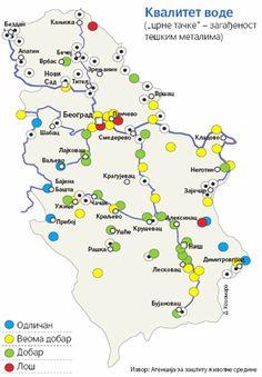 ОПАСНО: Пола Србије пије микробиолошки и физичко-хемијски неисправну воду  Од стандарда одступа 42 одсто водовода и 45 процената појединачних узорака вода пре него што се пречисте у фабрикама за прераду, које одавно чекају модернизацију. – Од 31 басена из којих се