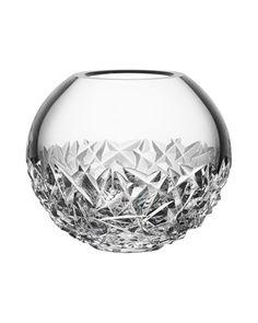 HBAF4 Orrefors Carat Globe Large Vase