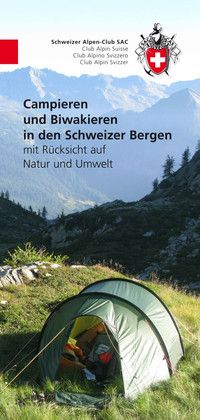 Schweizer Alpen Club -Campieren & Biwakieren