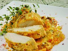 Sio-smutki: Delikatny kurczak w aksamitnym sosie