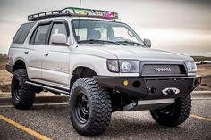 "Rickashay's 97' LX450 - ""Tom Cruiser"" Build Thread - Expedition Portal:"