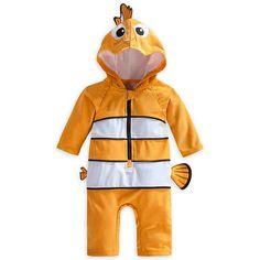 Disney Nemo Wetsuit for Baby