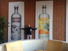 Absolut factory
