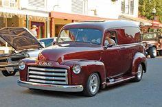 1949 GMC panel truck | Flickr - Photo Sharing!