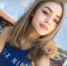 fashion, girl, girls, hair, instagram, makeup, pretty, winged eyeliner, First Set on Favim.com, on fleek, lilymaymac