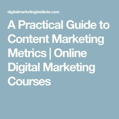 An accomplished content marketing strategy can facilitate relationship building and cultivate a sense of community that encourages steadfast loyalty to your brand. Online Digital Marketing Courses, Relationship Building, Content Marketing Strategy