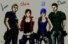 Fantastic Four by RubyRed2121.deviantart.com on @DeviantArt