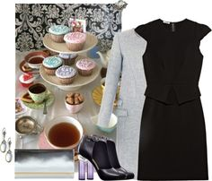 """""""Dinner at Tiffany's."""" by siilvia ❤ liked on Polyvore"""