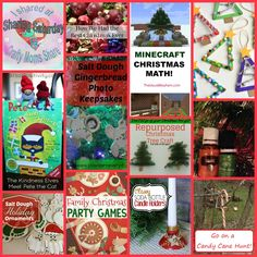 Crafty Moms Share: Merry Christmas 2015!! Features from Sharing Saturday and the Party Continues for Another Week!
