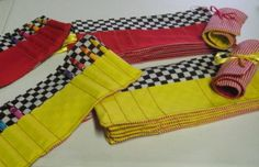Race Car Crayon Rolls  Birthday Party Stocking by BeauMelange, $6.00