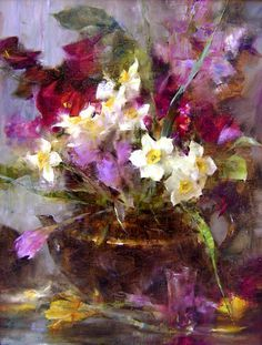 Richard Schmid New Paintings | Laura Robb, 1955 ~ Still life | Few ...