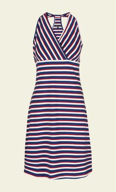 King Louie - T Back Dress Skipper Stripe