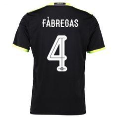 Chelsea 16-17 Cesc #Fabregas 4 Udebanesæt Kort ærmer,208,58KR,shirtshopservice@gmail.com