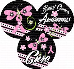 Breast Cancer Awareness 5 Bottle Cap Images 4x6 by designsbyPM, $2.00