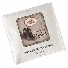 Pochette parfumée Veillée au Châlet