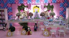 """36 curtidas, 1 comentários - Convites e Personalizados (@_preparty_aju) no Instagram: """"In 💓 com a festa da pequena Lara!!! Apaixonada com tanta lindeza gente!!! Agradeço a mamãe Andreza…"""""""