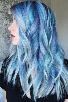 Esto es todo lo que necesitas saber sobre teñirte el cabello como sirena