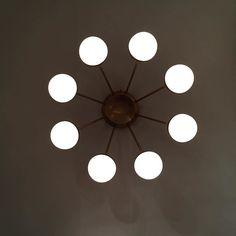 #PADlondon #Gallery88 #looksgoodonmywall #circleoflight #mystyle