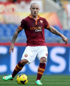 Radja Nainggolan- AS Roma