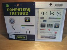 Computery Temporary Tattoos.  Available at Best of Friends Gift Shop in the lobby of Winnipeg's Millennium Library. 204-947-0110 info@friendswpl.ca Gifts For Friends, Best Friends, 4 H, Just For Fun, Temporary Tattoos, Coding, Shop, Beat Friends, Bestfriends
