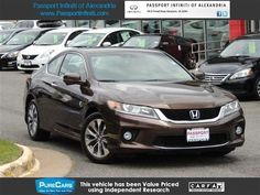 2013 Honda Accord, 23,222 miles, $22,500.