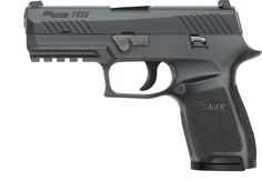 P320   SIG SAUER  Sig's Striker fired modular handgun system