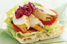 No mess, no fuss, whip up these tasty chicken burgers with Moroccan spices in under 30 minutes. This recipe relates to Animal Welfare because this recipe uses free range chicken. Nutrition:   Energy 1714kJ Fat saturated 3.80g Fat Total 13.50g Carbohydrate sugars - Carbohydrate Total 32.00g Dietary Fibre 4.20g Protein 36.10g Cholesterol 142.00mg Sodium 490mg