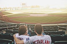 Baseball Field Engagement Session http://www.twintownstudios.com