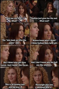 One Tree Hill 1x06 Every Night Is Another Story