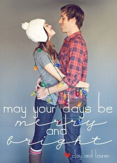 funny christmas card photo ideas for couples - Google Search                                                                                                                                                     More