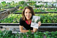 """Jennifer Cockrall King is an Edmonton foodie and food journalist who has written a book about urban agriculture called """"Food and the City"""". She"""