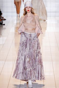 Rochas (though i think i'm more boggling over how he made this waif look buxom.)