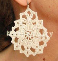 Crochet Bikini Pattern, Jewerly, Crochet Earrings, Boho, Kuchen, Stud Earrings, Bangle Bracelets, Screens, Xmas